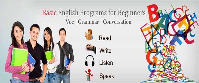 English Speaking Course in Chandigarh, Spoken English in Chandigarh